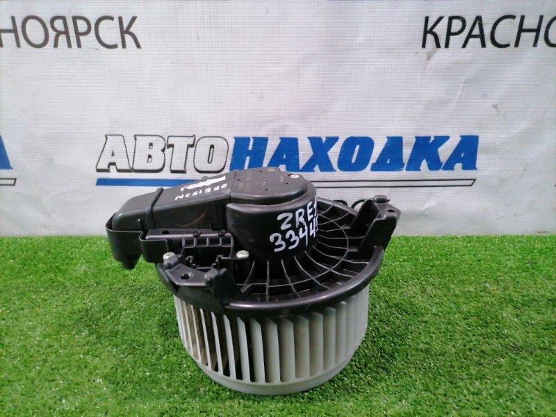 Мотор печки Toyota Corolla Rumion ZRE152N 2ZR-FE 2007 272700-8073 с встроенным реостатом, 3 контакта,