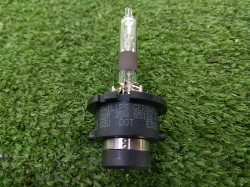 Лампа ксеноновая Honda Fit Aria GD8 L15A 2002 85126 D2R PHILIPS 85126