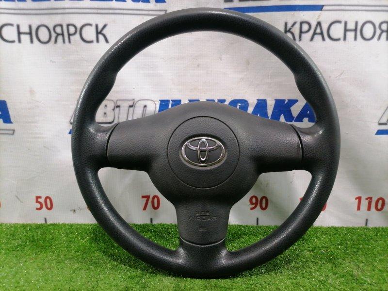Airbag Toyota Caldina AZT241W 1AZ-FSE 2002 Водительский, без заряда, с подушкой, с рулем. Потертости
