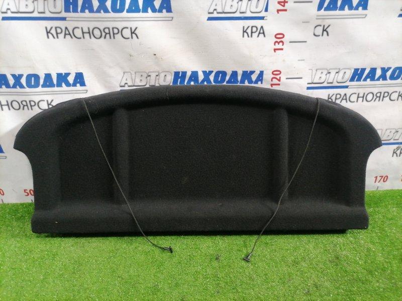 Полка багажника Hyundai Coupe GK G6BA 2002 задняя черная, в ХТС