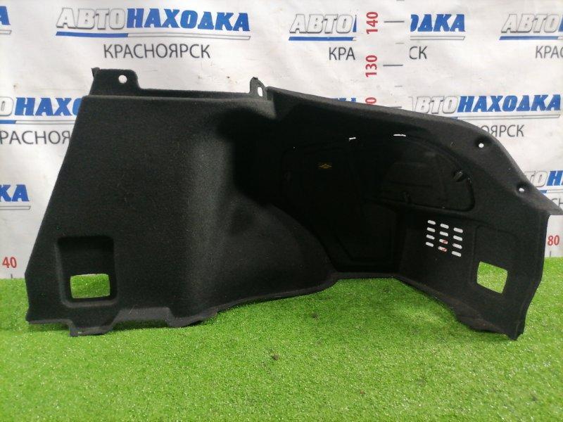 Обшивка багажника Hyundai Coupe GK G6BA 2002 задняя правая Задняя правая боковая, есть небольшой