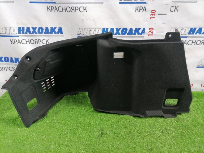 Обшивка багажника Hyundai Coupe GK G6BA 2002 задняя левая Задняя левая боковая, есть надрывы в