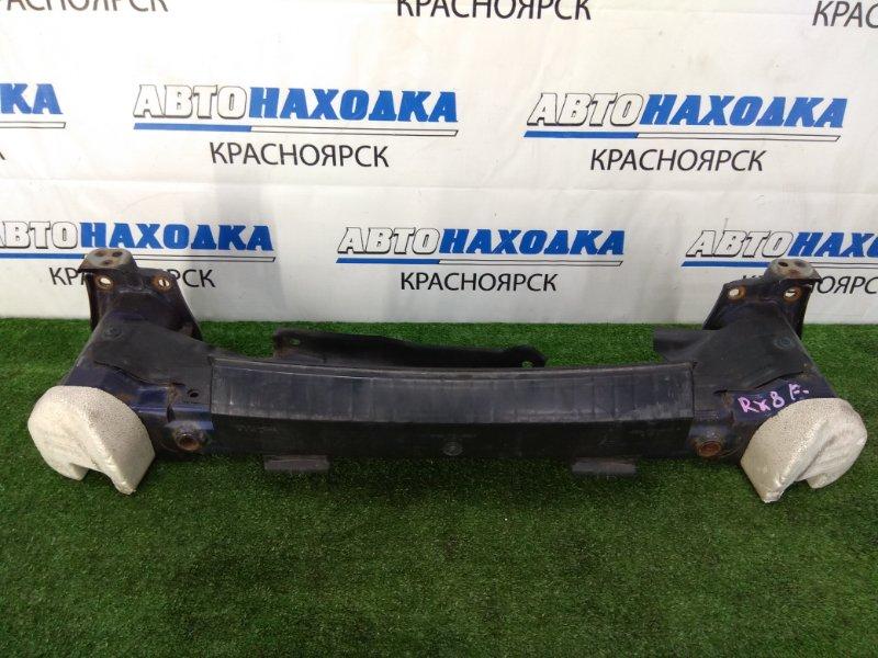 Усилитель бампера Mazda Rx-8 SE3P 13B-MSP 2003 передний передний швеллер