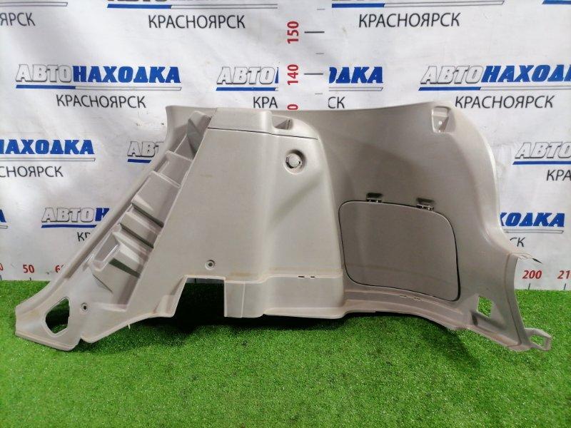 Обшивка багажника Toyota Corolla Spacio AE111N 4A-FE 1997 задняя правая задняя правая боковая, с