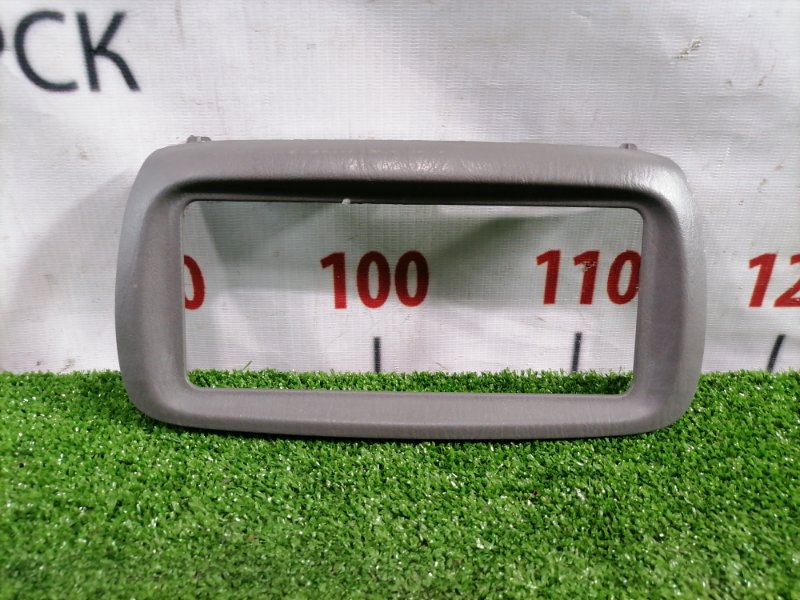 Консоль магнитофона Toyota Corolla Spacio AE111N 4A-FE 1997 55413-13010 Рамка климат контроля, есть