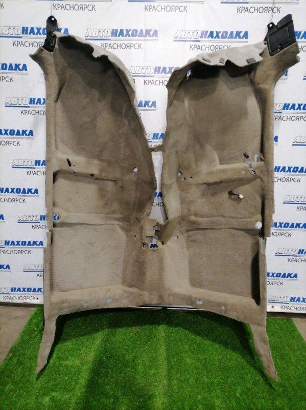 Обшивка пола Toyota Cresta GX100 1G-FE 1998 Ковровое покрытие пола в салон. Под чистку