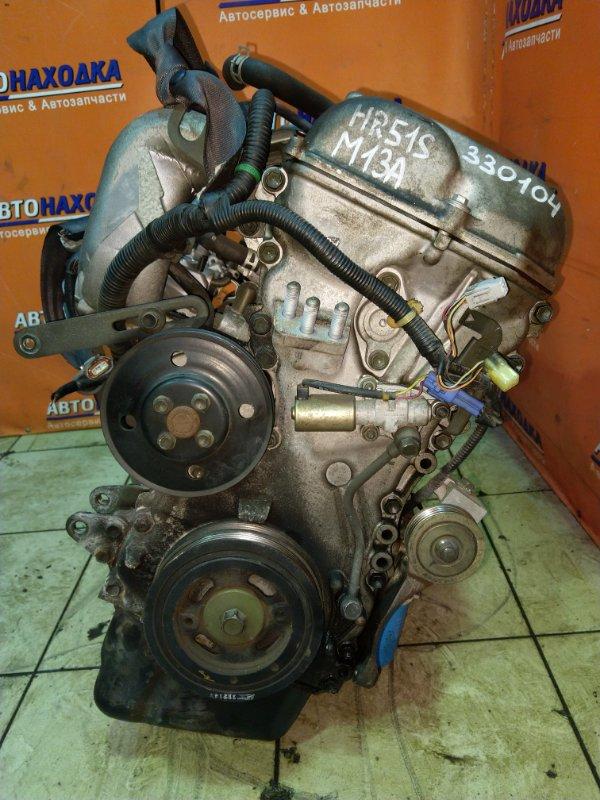 Двигатель Chevrolet Cruze HR51S M13A 12.2001 1116457 БЕЗ НАВЕСНОГО.