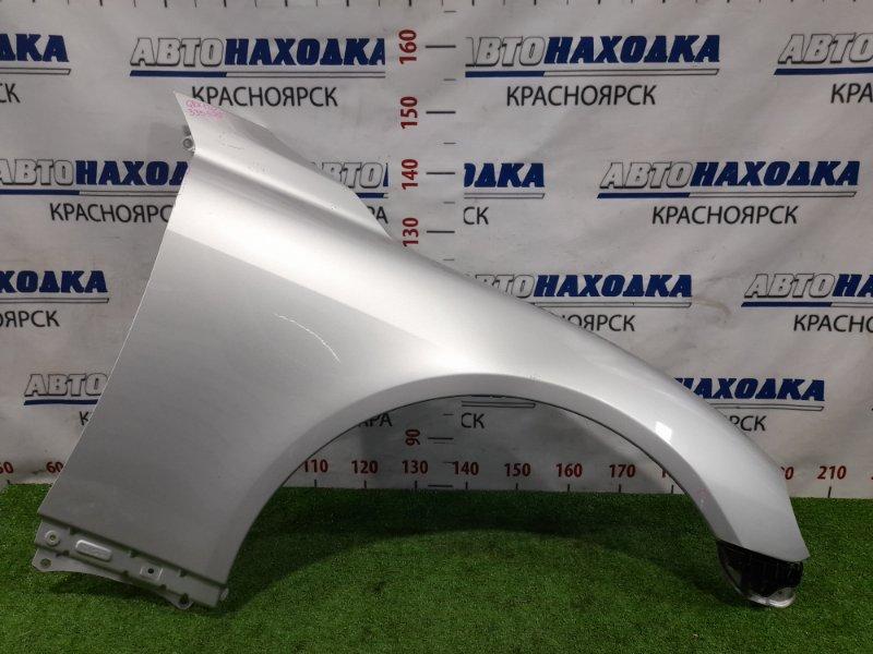 Крыло Toyota Mark X GRX120 4GR-FSE 2006 переднее правое Переднее правое, с клипсой, рестайлинг . Есть