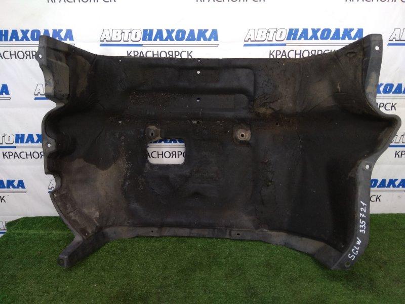 Защита двс Mazda Bongo Friendee SGLW WL-T 1999 передняя основная