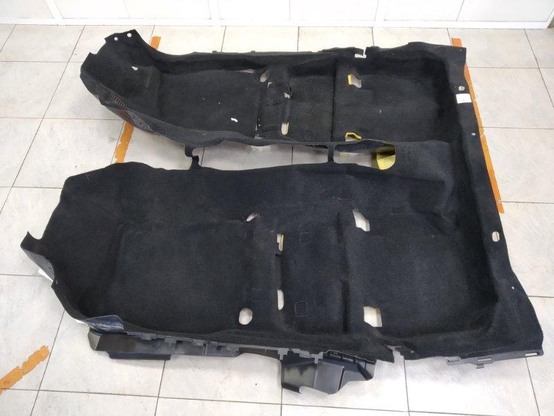 Обшивка пола Subaru Impreza GJ6 FB20 2011 ковровое покрытие пола в салон