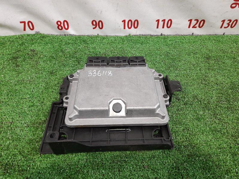 Компьютер Peugeot 407 6D ES9A 2004 блок управления ДВС