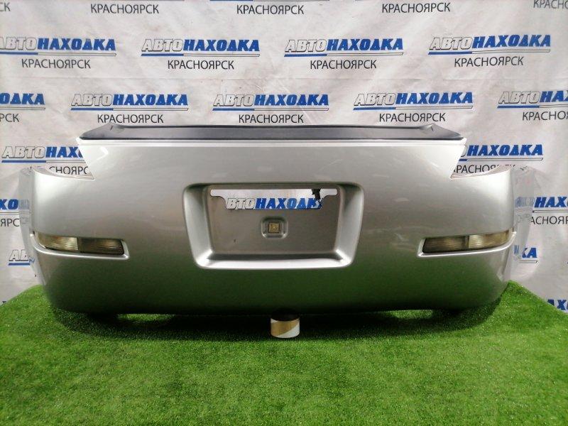 Бампер Nissan Fairlady Z Z33 VQ35HR 2002 задний 4958 Задний, с повторителями, есть пара мелких