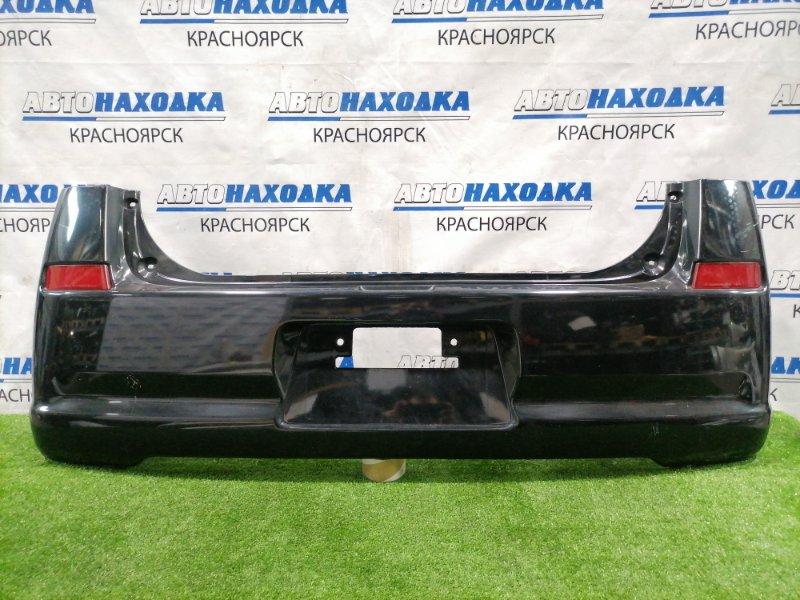 Бампер Daihatsu Mira Avy L250S EF-VE 2002 задний задний, с катафотами (7490)/ Есть следы подкраса,