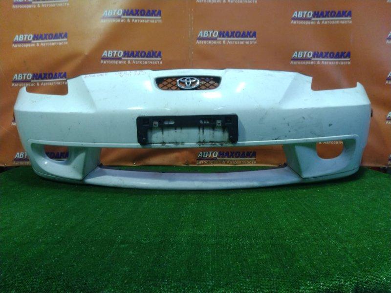 Бампер Toyota Celica ZZT231 2ZZ-GE 03.2002 передний 52119-2B410 1MOD, ПОВТОРИТЕЛИ 14-184