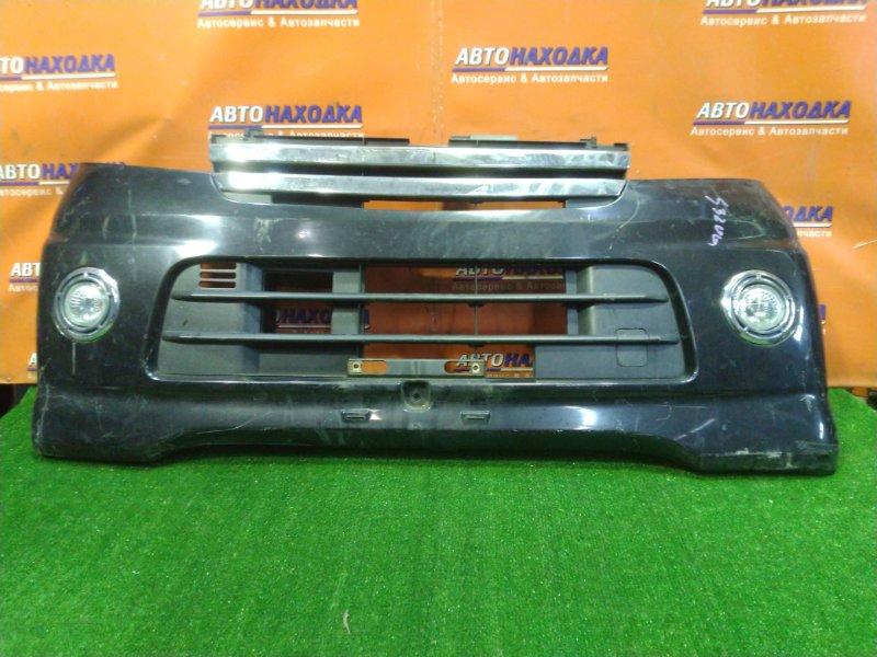 Бампер Daihatsu Atrai S320G EF-VE передний 52119-S080 ТУМАНКИ 114-51753