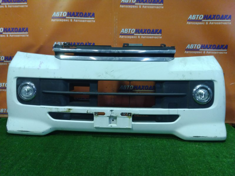 Бампер Daihatsu Atrai S321G KF-DET передний 52119-S170 ТУМАНКИ 114-51753.