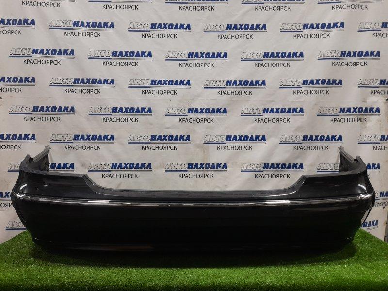 Бампер Mercedes-Benz E280 W211 M272E30 2006 задний Задний, рестайлинг, с сонарами. Есть царапины