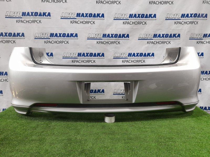 Бампер Toyota Blade AZE156H 2AZ-FE 2006 задний Задний, с катафотами, накладкой (обвес), цвет 1C0. Есть