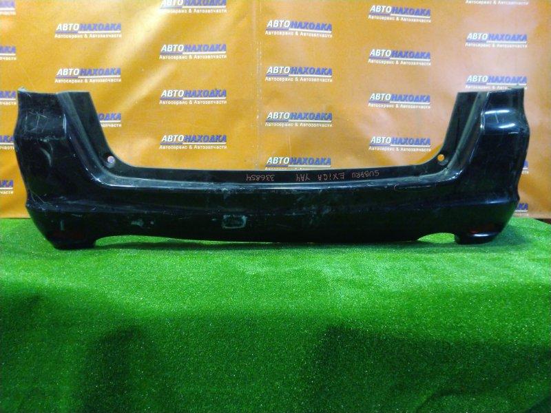 Бампер Subaru Exiga YA4 EJ20 задний 57704-YC010 КАТАФОТЫ 32-302