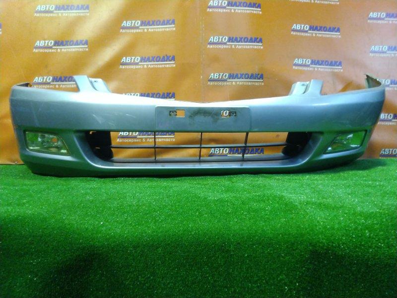 Бампер Honda Inspire UC1 J30A передний ТУМАНКИ P3376