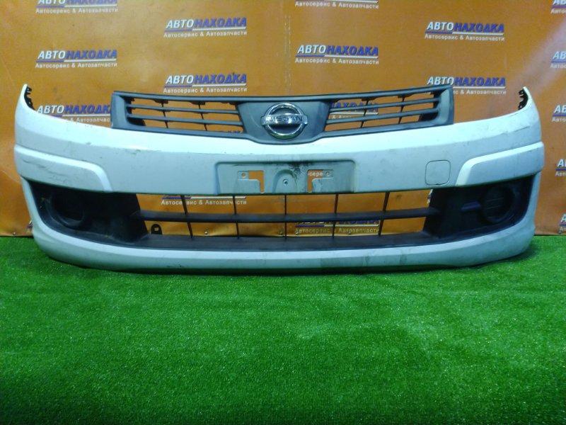 Бампер Nissan Ad VY12 HR15DE передний 62022-JJ00A