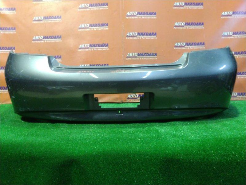 Бампер Nissan Skyline V36 VQ25HR 2010 задний 85022-1NF0H