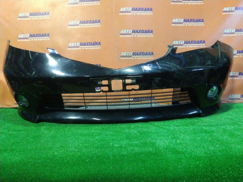 Бампер Honda Elysion RR1 K24A передний 71101-SJKY-R000 ТУМАНКИ P3879