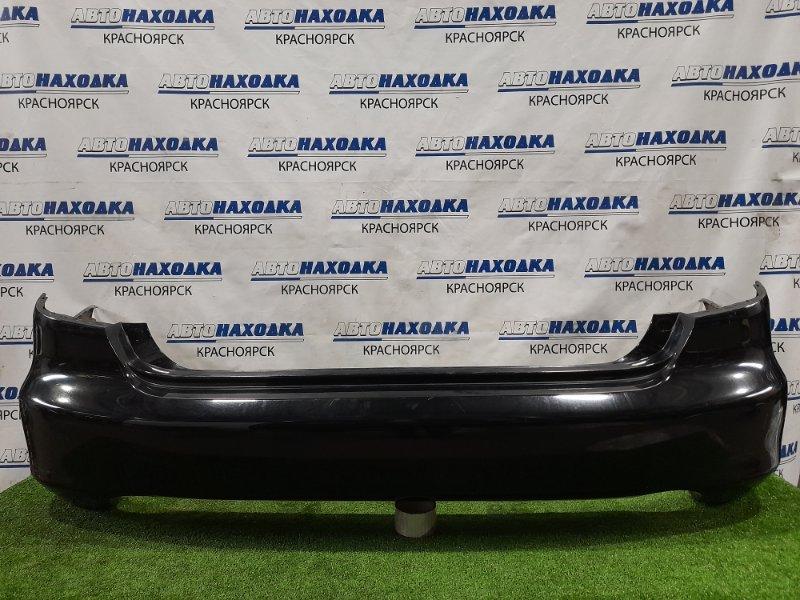 Бампер Honda Inspire UC1 J30A 2003 задний Задний, дорестайлинг. Есть царапины потертости до