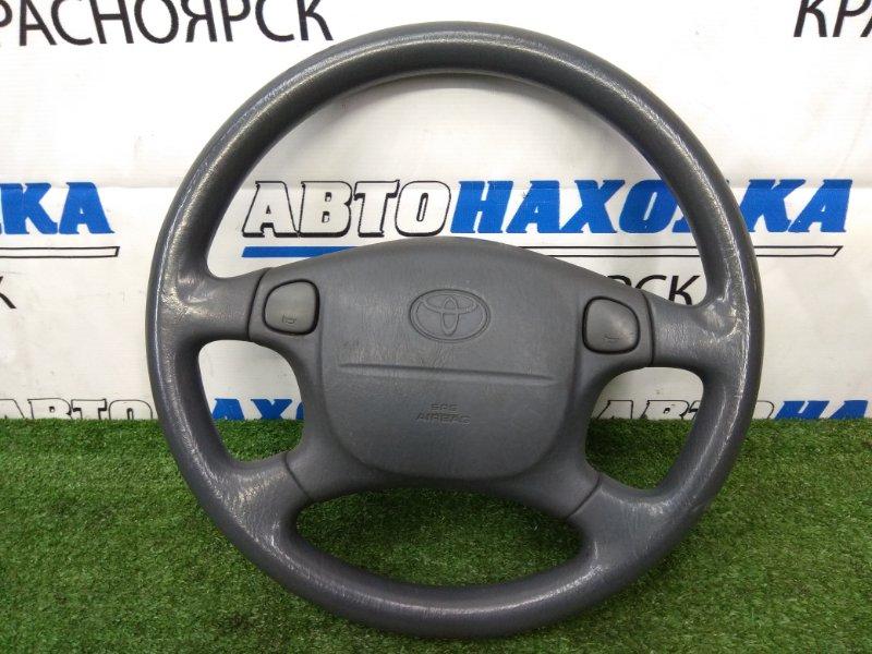 Airbag Toyota Starlet EP91 4E-FE 1997 Водительский, 2 мод. с рулём 4 спицы, с кнопками, без заряда,
