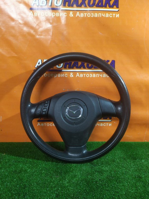Руль Mazda Axela BK5P ZY-VE BP4L AIRBAG БЕЗ ЗАРЯДА