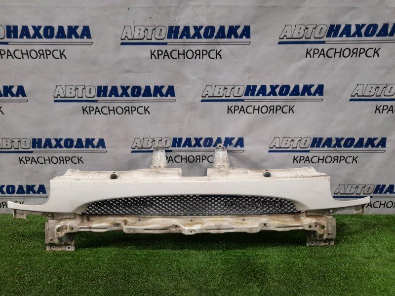 Решетка радиатора Toyota Duet M100A EJ-DE 1998 передняя дорестайлинг, есть потертости