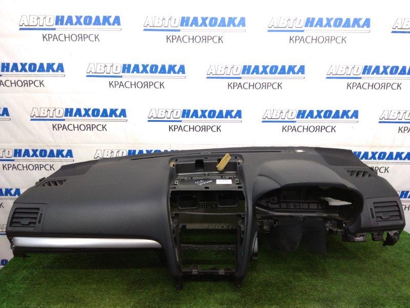 Airbag Subaru Impreza GJ6 FB20 2011 В ХТС, пассажирский (верх панели) с подушкой, без заряда, с