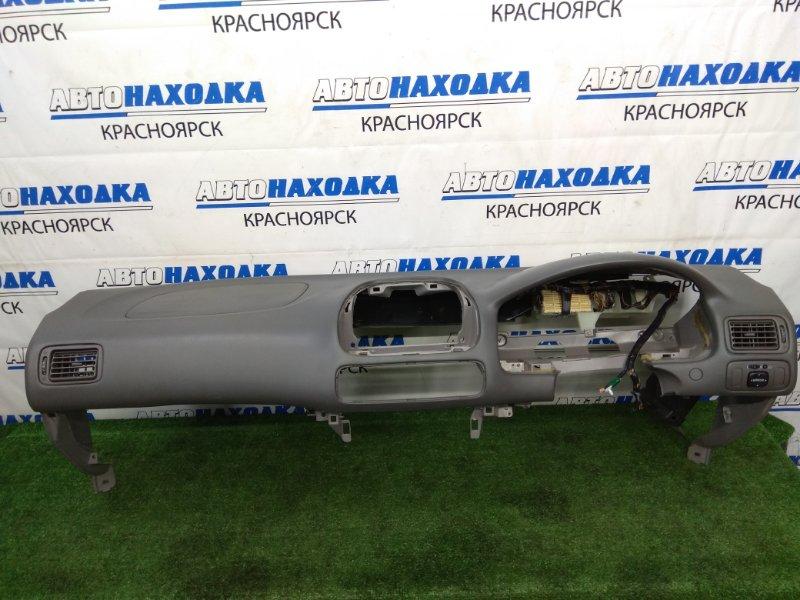 Airbag Toyota Sprinter AE110 5A-FE 1997 В ХТС, 2 модель (рестайлинг), пассажирский (верх панели) с