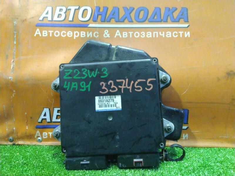 Компьютер Mitsubishi Colt Plus Z23W 4A91 02.2007 8631A279