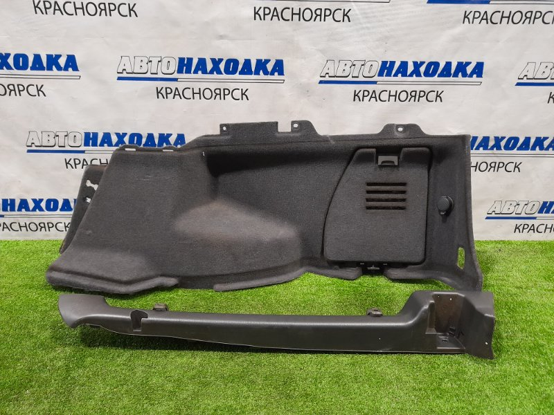 Обшивка багажника Nissan Primera WHP11 SR20DE 1997 задняя правая задняя правая обшивка, в с верхней