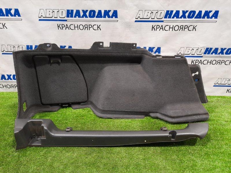 Обшивка багажника Nissan Primera WHP11 SR20DE 1997 задняя левая задняя левая обшивка, в сборе с