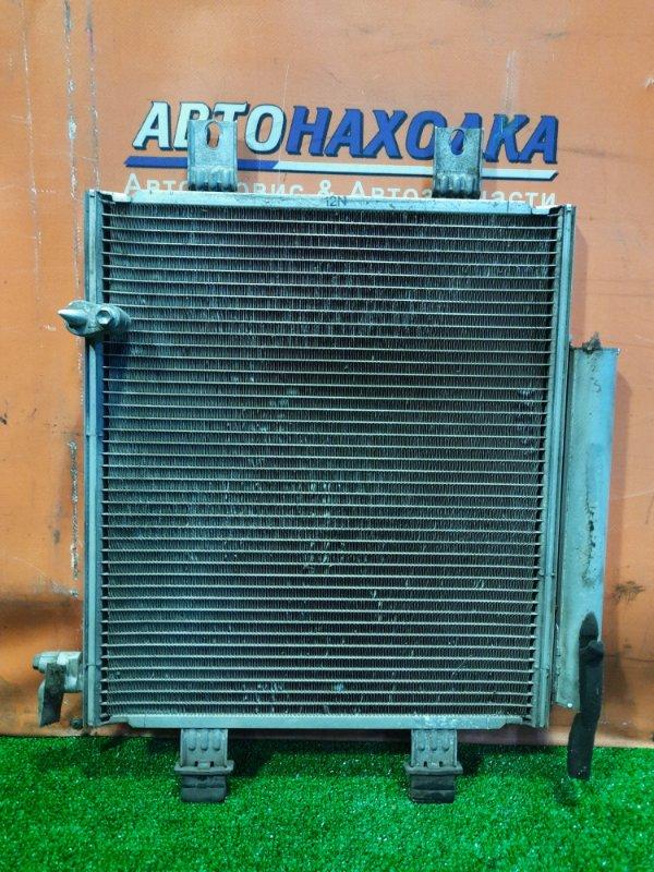 Радиатор кондиционера Daihatsu Move LA100F KF-VE