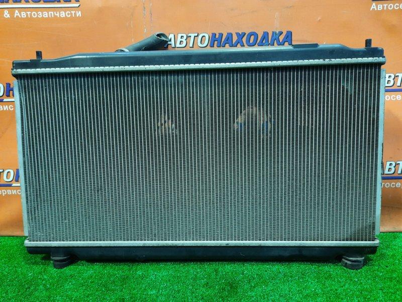 Радиатор двигателя Honda Freed GB4 L15A С ТРУБКАМИ ОХЛАЖДЕНИЯ. С ДИФФУЗОРОМ