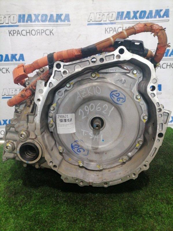 Акпп Toyota Sai AZK10 2AZ-FXE 2009 надломана одна фишка