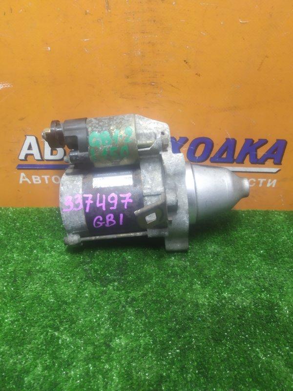 Стартер Honda Mobilio GB1 L15A 2003 DDVDS, 428000-0360