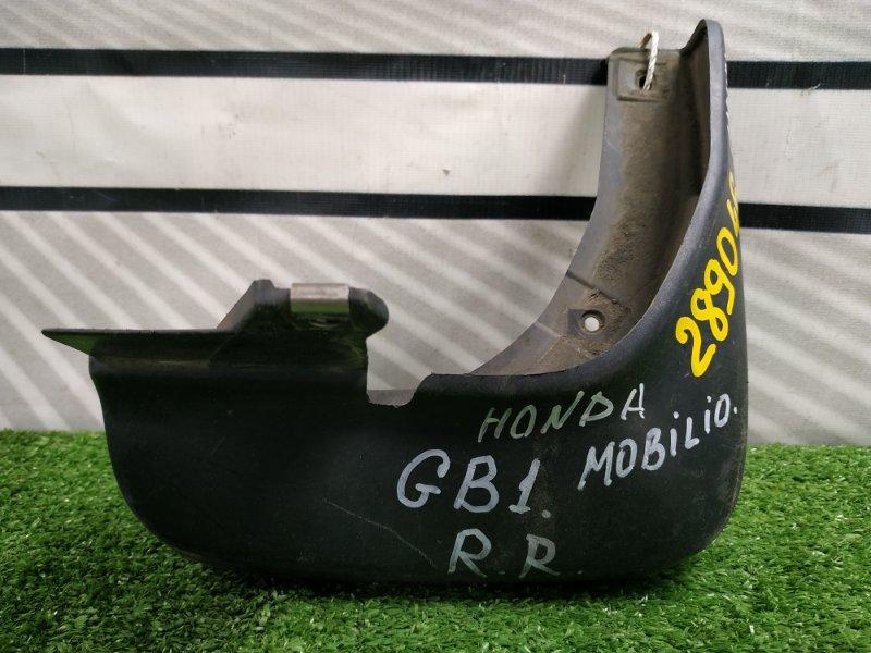 Брызговик Honda Mobilio GB1 L15A задний правый задний правый
