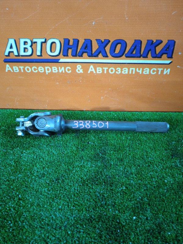 Карданчик рулевой Mitsubishi Colt Plus Z23W 4A91 2005