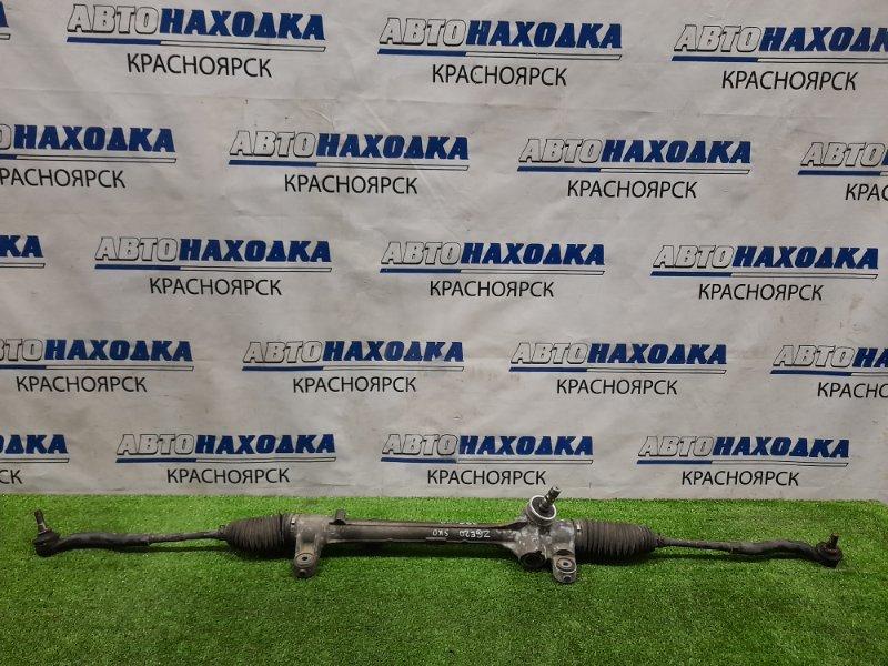 Рейка рулевая Toyota Wish ZGE20G 2ZR-FAE 2009 в сборе с тягами и наконечниками.