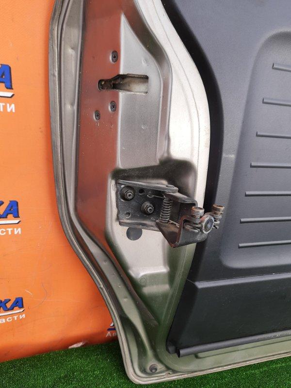 Дверь Honda Mobilio Spike GK1 L15A задняя левая ОТКАТНАЯ, В СБОРЕ