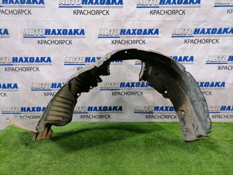 Подкрылок Nissan Lafesta CWEFWN LF-VD 2011 передний левый передний левый, есть надрыв, дефект