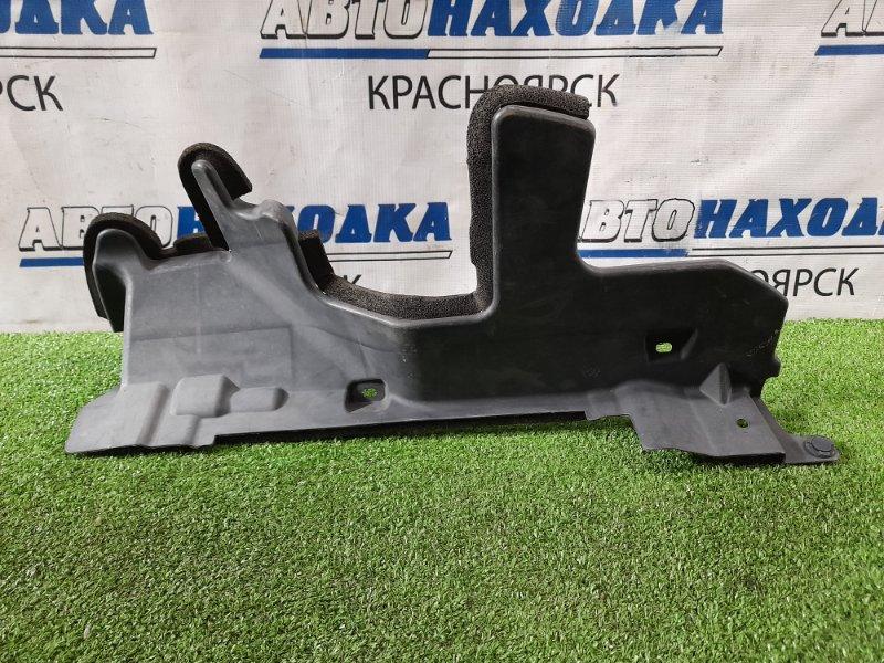Защита радиатора Nissan Juke YF15 HR15DE 2010 передняя правая правая