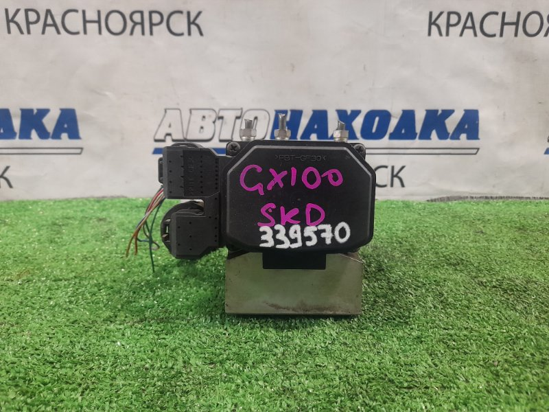 Блок abs Toyota Cresta GX100 1G-FE 1998 133000-5050