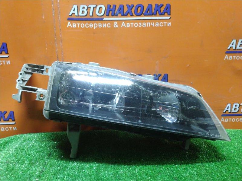 Фара Honda Accord CF2 F18B передняя правая 001-6676 ЧЕРНЫЙ ФОН.