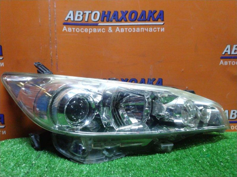 Фара Toyota Wish ZGE20 2ZR-FAE передняя правая 68-15 ГАЛОГЕН. КОРРЕКТОР
