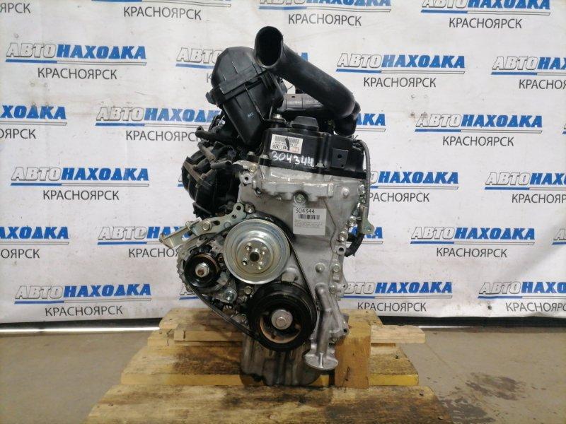 Двигатель Daihatsu Move Canbus LA800S KF-VE 2016 N309495 KF № N309495. Пробег 1800 км., На ДВС: генератор 27060-B2150,